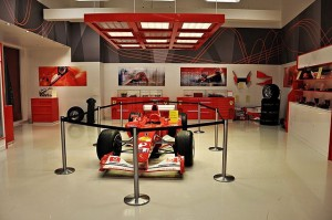 Ferrari_world parc attraction abu dhabi