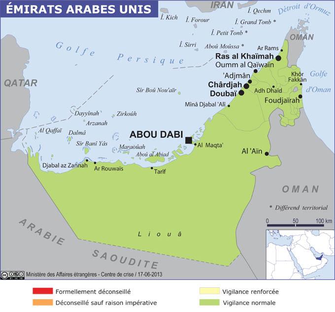 Carte Oman Tourisme.Tourisme Aux Emirats Planifier Son Sejour