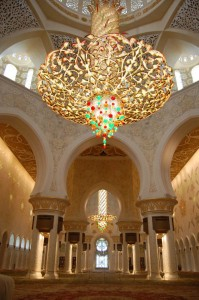 grande mosque abu dhabi